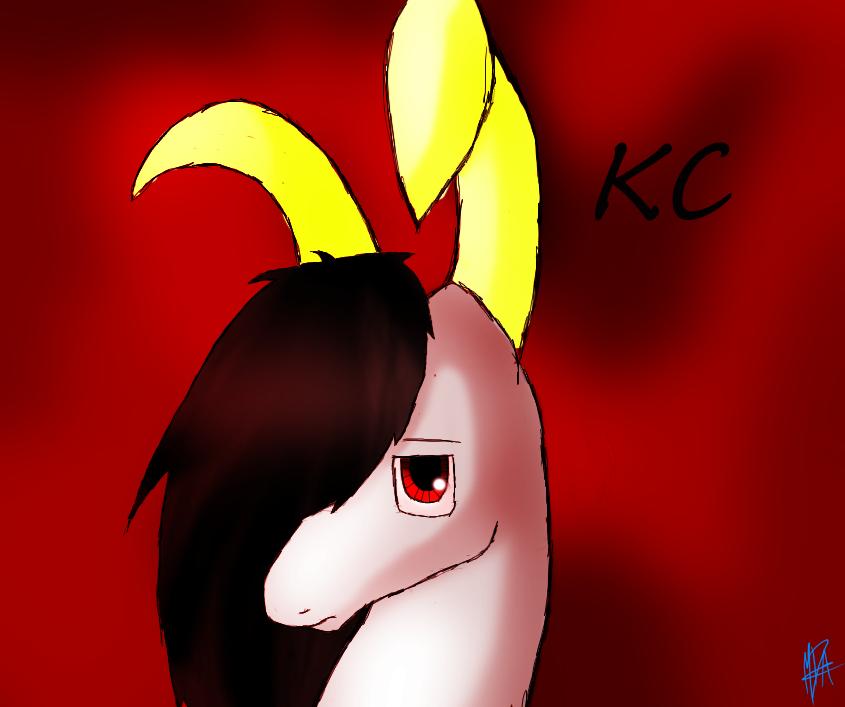 KC Sketch by MayDragonArtist