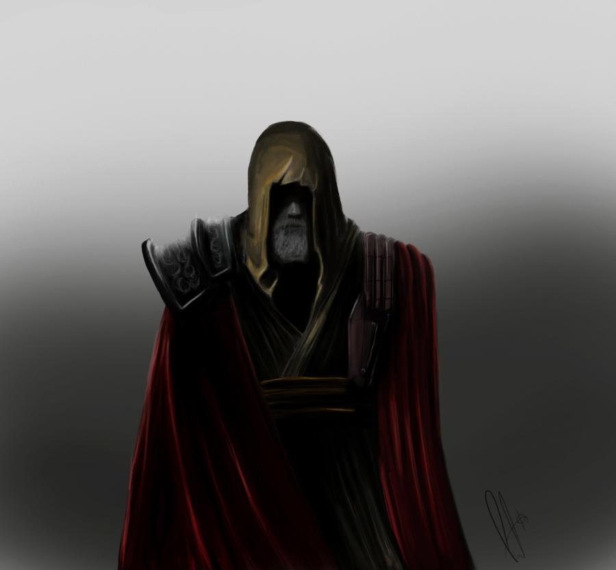 Hooded Dark Warrior Ho...
