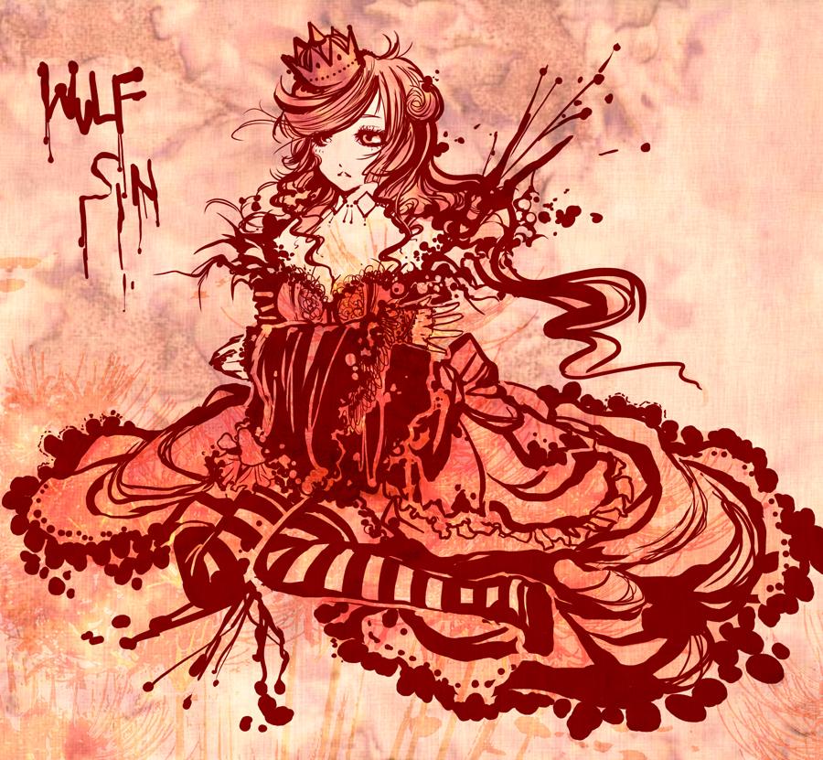 Wulf Sin - Gaiaonline by Nyanfood