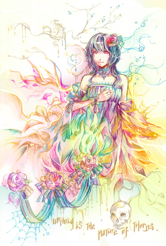 Unholy Amaryllis by Nyanfood