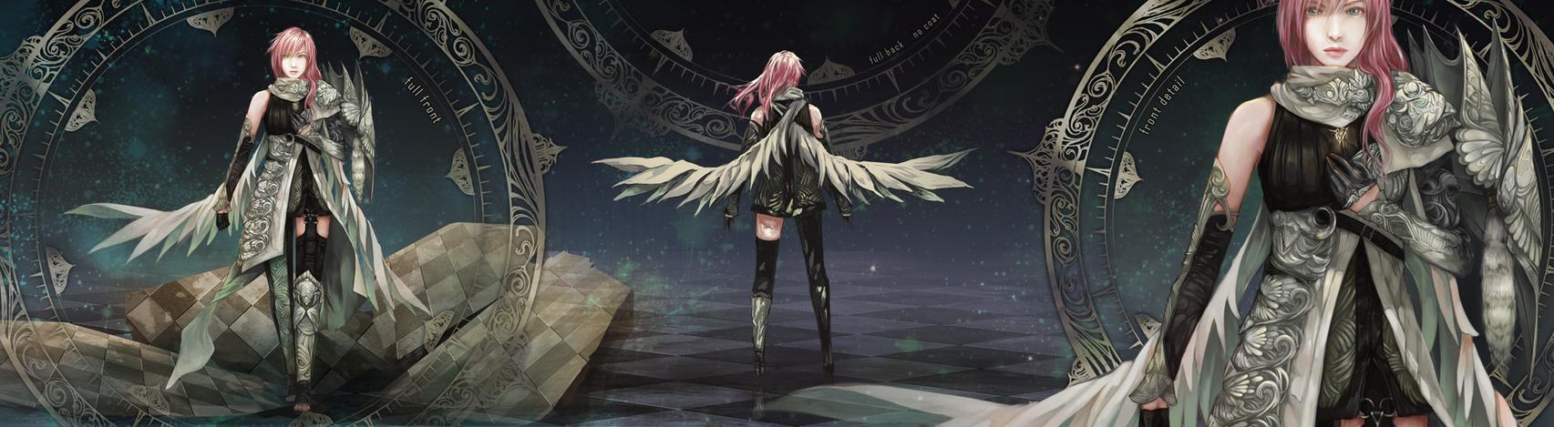 LR Contest - Angel of Valhalla by Nyanfood