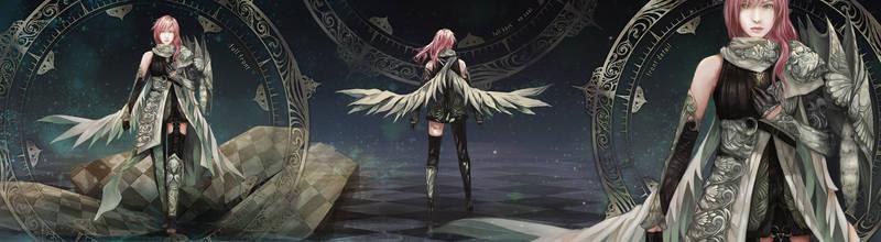 LR Contest - Angel of Valhalla