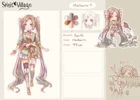 SpiritVillage: Haibana