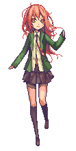 Pixel Commission 7 - Reina by Nyanfood