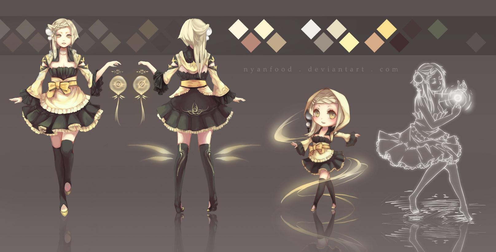 Lightbringer by Nyanfood