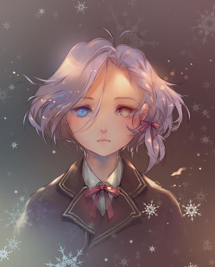 Download Anime Emergence: Burning Snow By Nyanfood On DeviantArt