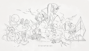 {PR} - Stonehaven by Nyanfood