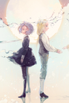 {PR} - Memory Lane