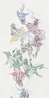 {PR} - Wingardium Leviosa by Nyanfood