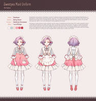 {PR} - Sweetpea Maid Uniform by Nyanfood