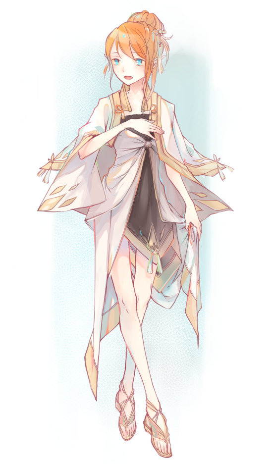{PR} - Priestess Colors by Nyanfood