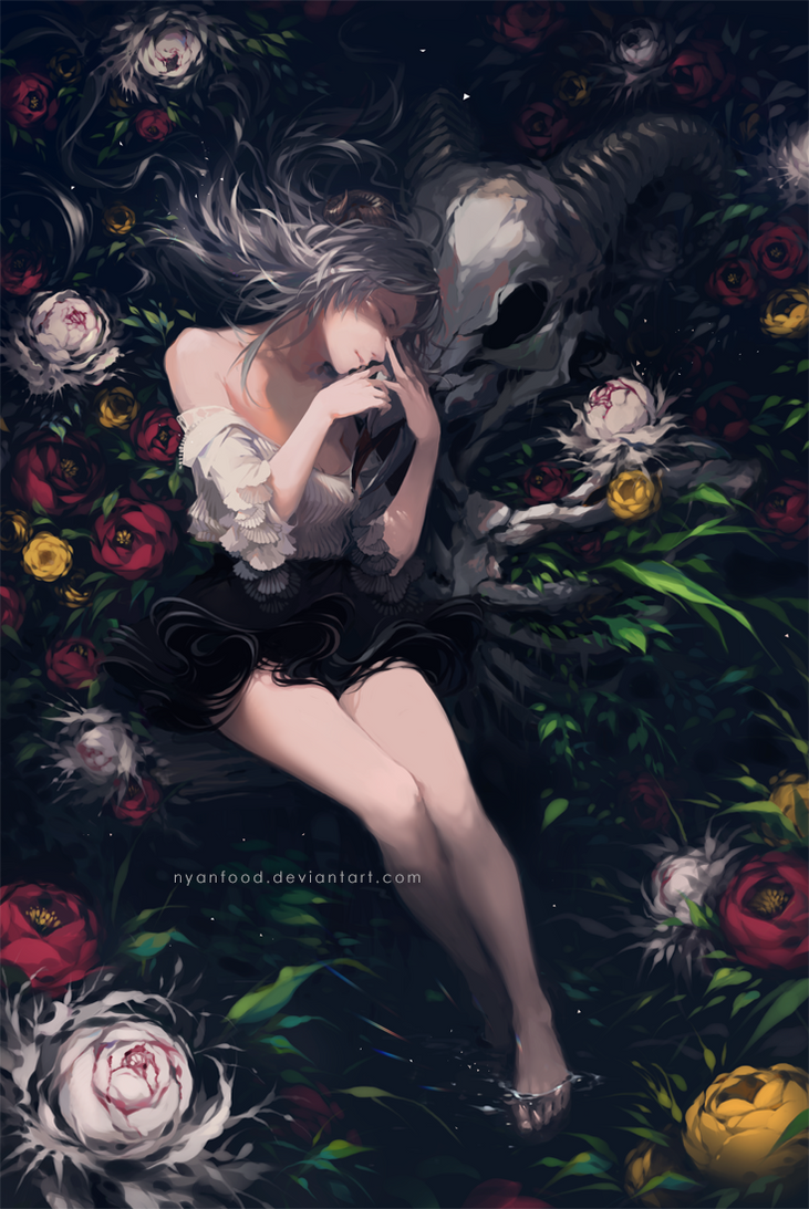 Repose - With Timelapse Video by Nyanfood
