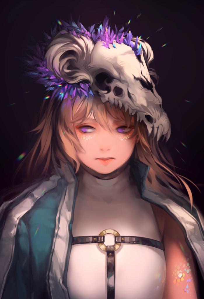 Dragon Girl by Nyanfood