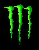 monster logo by Dugters