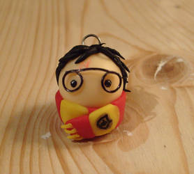 Harry Potter by nakuruaki