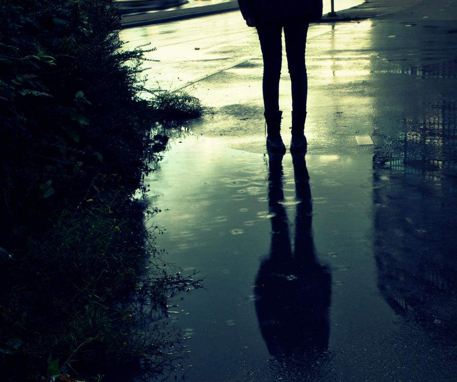 Stand In The Rain by *TheFoxAndTheRaven