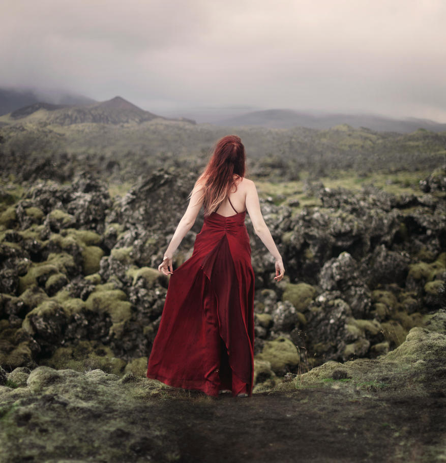 Desolation II by TheFoxAndTheRaven
