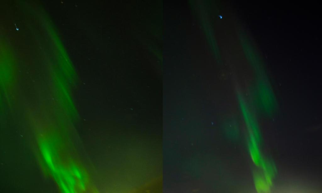 Aurora Borealis by TheFoxAndTheRaven