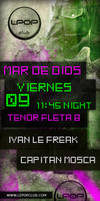 Flyer party lepop club 01-09 by cifra