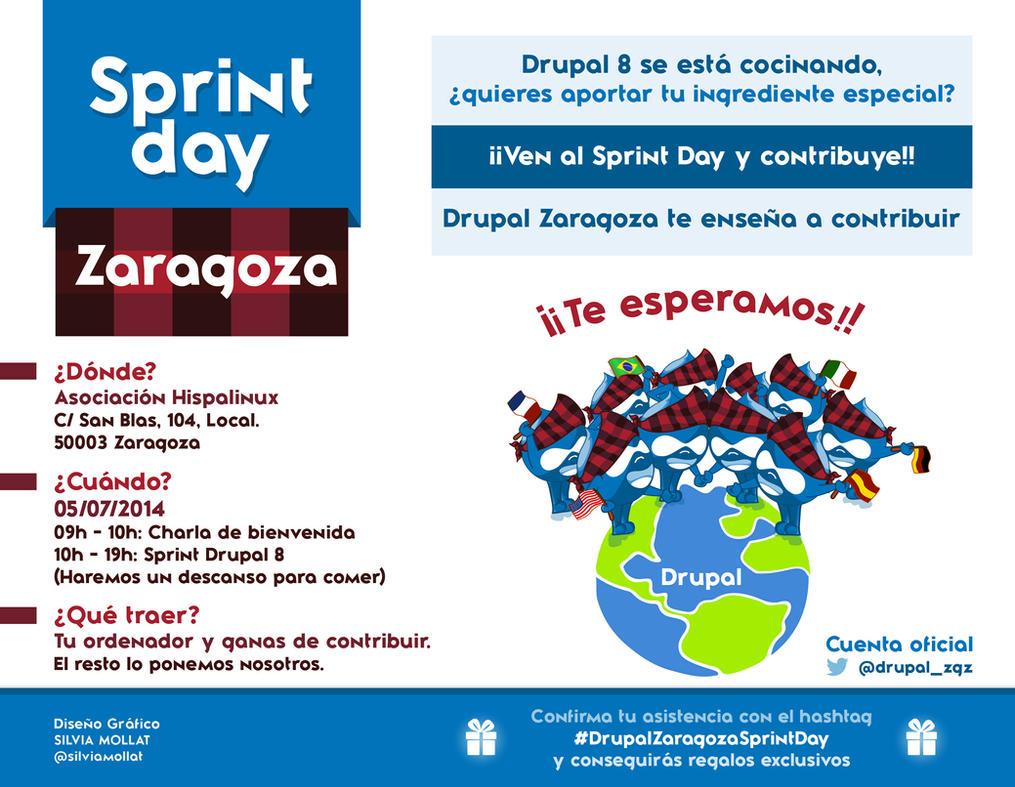 Sprint Day Zaragoza by cifra