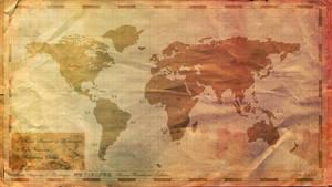 Britania Empire Map