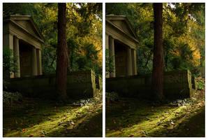3D.crypt - crossview by yatu-ex