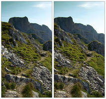 3D.mountaintop - crossview by yatu-ex
