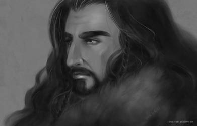 The Hobbit - Thorin Oakenshield