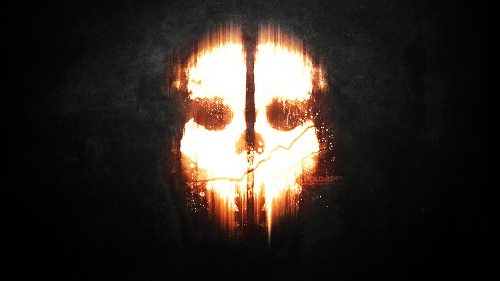 Cod Ghost Full Hd Wallpaper 1920x1080 By Poldas On Deviantart