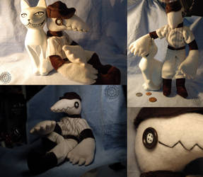 Bad Batter - Soft Doll - OFF - SOLD by Stealth-Crispies