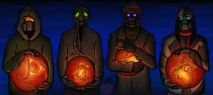 Happy Radioactive Halloween