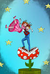 Nombrils : Super-Hugo et Princesse Jenny