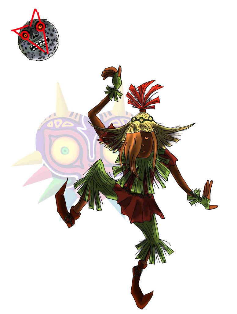 Zelda x Nombrils 5 by Campanita42