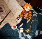 Ron Weasley Crochet Doll by Campanita42
