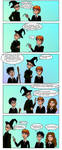 HP: Jealousy... by Campanita42
