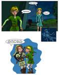 LOZ : Link the Cat