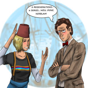 DW : The Doctor Who Waited