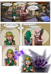 LOZ : What happened To the Mouse