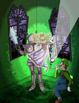 Spirit Tracks / Luigi's Mansion