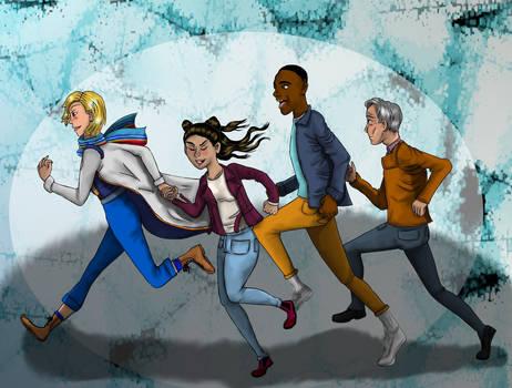 DW : When I Say 'Run', Run!