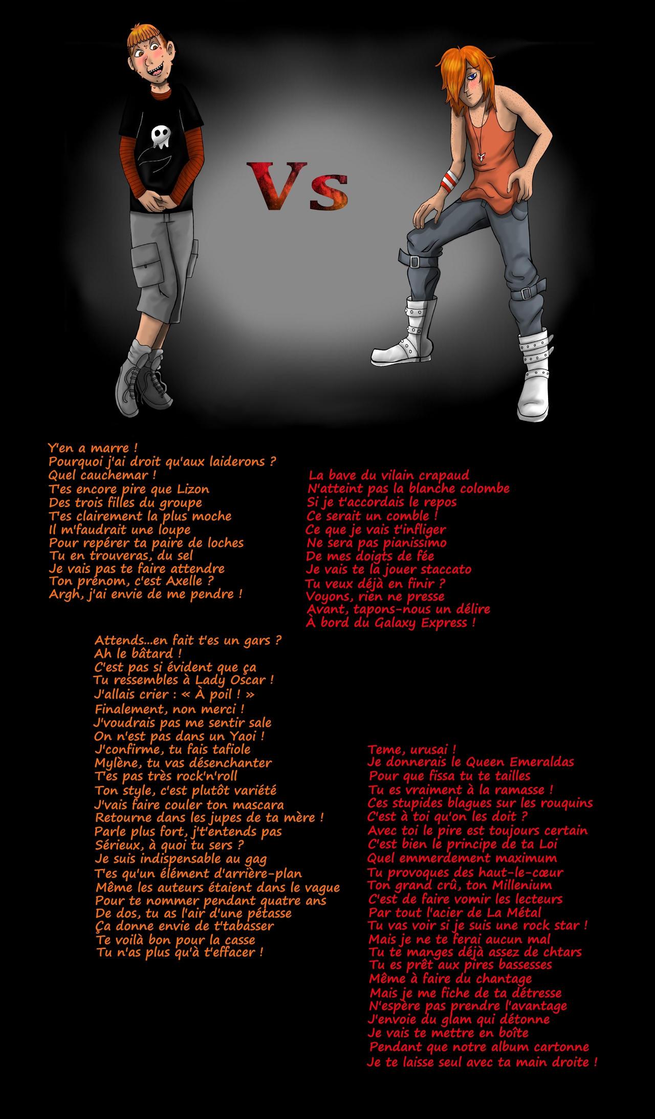 nombrils_rap_battle___murphy_vs_red_by_campanita42_ddsqu3k-fullview.jpg?token=eyJ0eXAiOiJKV1QiLCJhbGciOiJIUzI1NiJ9.eyJzdWIiOiJ1cm46YXBwOjdlMGQxODg5ODIyNjQzNzNhNWYwZDQxNWVhMGQyNmUwIiwiaXNzIjoidXJuOmFwcDo3ZTBkMTg4OTgyMjY0MzczYTVmMGQ0MTVlYTBkMjZlMCIsIm9iaiI6W1t7ImhlaWdodCI6Ijw9MjE4NSIsInBhdGgiOiJcL2ZcL2Q0ZjViZDQ0LWUxYzQtNDIwNC05NzUxLTRkYjQ4MzI3Y2M2OVwvZGRzcXUzay04ZTFkMGQ2Yi0wODhlLTRmNTktODEyOS02NjlmMmFhODM4NjQuanBnIiwid2lkdGgiOiI8PTEyODAifV1dLCJhdWQiOlsidXJuOnNlcnZpY2U6aW1hZ2Uub3BlcmF0aW9ucyJdfQ.BGDzKSTcJqCr4BeeJyFeHmrINEDPGHTs4WlHu9EtxBo