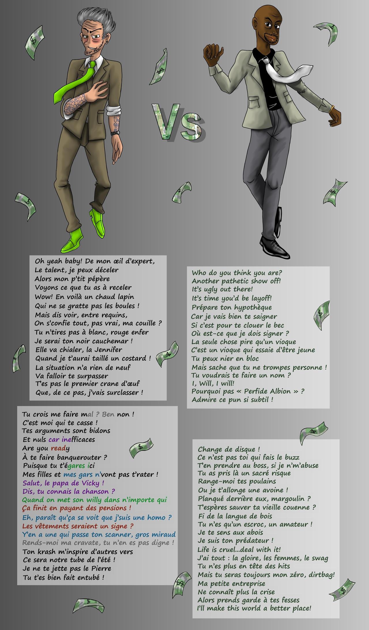 nombrils_rap_battle___le_producteur_vs_will_by_campanita42_ddykpcx-fullview.jpg?token=eyJ0eXAiOiJKV1QiLCJhbGciOiJIUzI1NiJ9.eyJzdWIiOiJ1cm46YXBwOiIsImlzcyI6InVybjphcHA6Iiwib2JqIjpbW3siaGVpZ2h0IjoiPD0yMTg1IiwicGF0aCI6IlwvZlwvZDRmNWJkNDQtZTFjNC00MjA0LTk3NTEtNGRiNDgzMjdjYzY5XC9kZHlrcGN4LWJmMjZiNmIwLTZiNDUtNGZhNi1hZmJmLWEwYzFkNmFhYTVhMi5qcGciLCJ3aWR0aCI6Ijw9MTI4MCJ9XV0sImF1ZCI6WyJ1cm46c2VydmljZTppbWFnZS5vcGVyYXRpb25zIl19.blg70B26f-KLoDM6tsg1qEs30ByN3zzQnrs6hKxHr5U