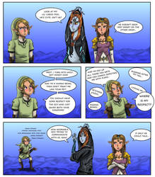 LOZ : If Only He Could Talk