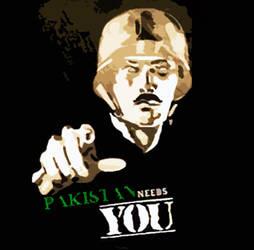 Pakistan Needs you
