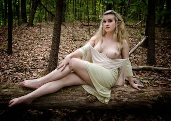 Daughter Nature by TempusFugitDesign
