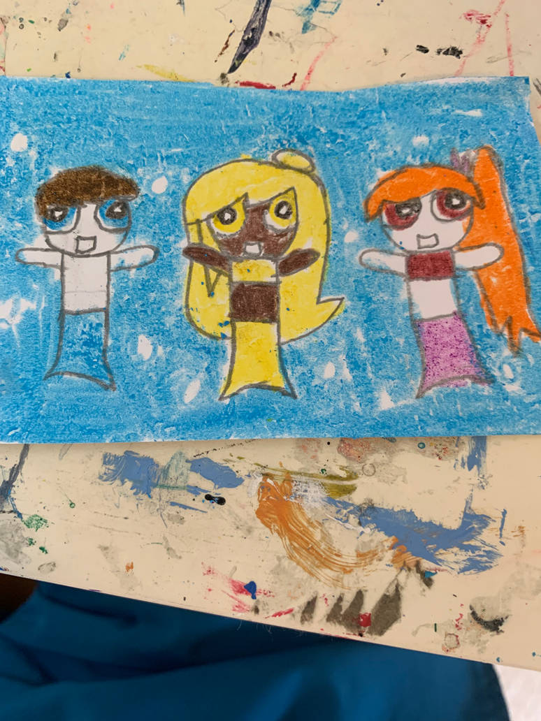 Joshi Clara And Brooke as mermaids by Ajallmendinger47