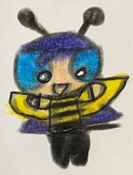 Bee Violet