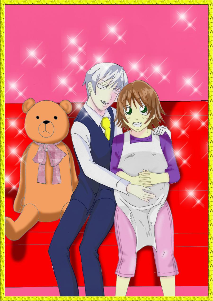 Anime giving birth xxx photo
