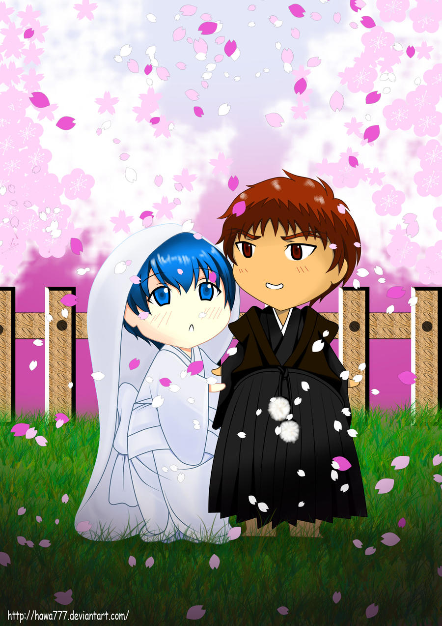 Happy KnB Wedding by hawa777