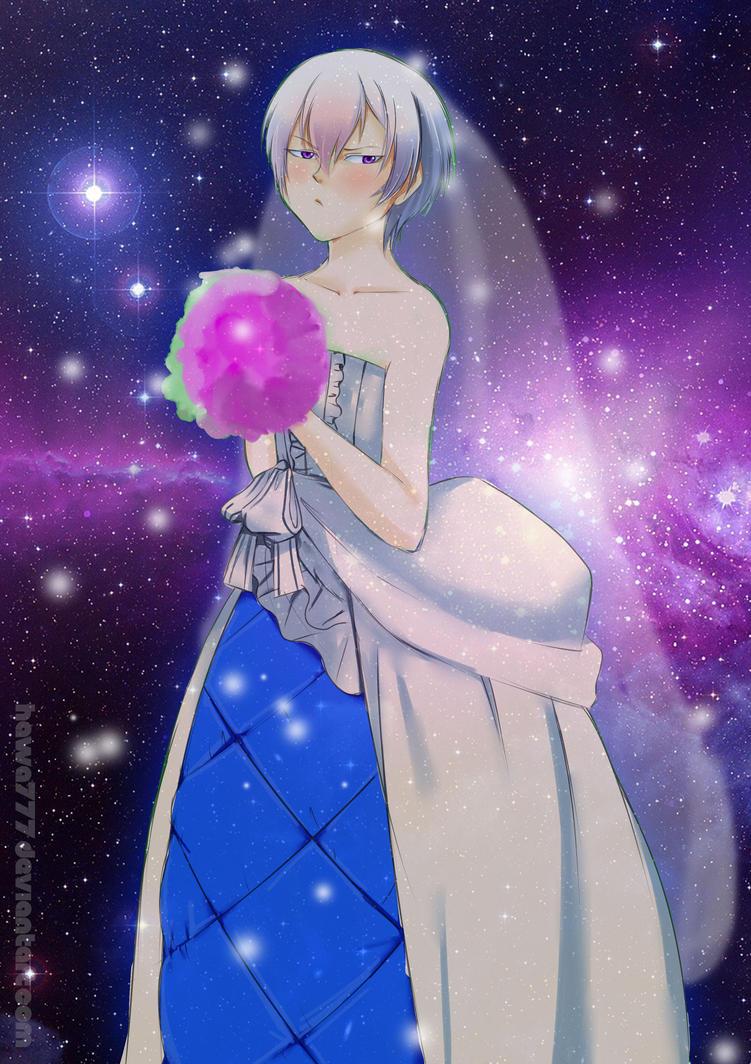 Galaxy Bride L-Elf by hawa777
